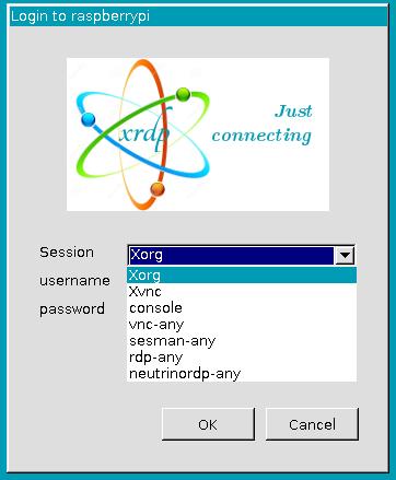 树莓派学习-如何使用Windows远程桌面连接树莓派