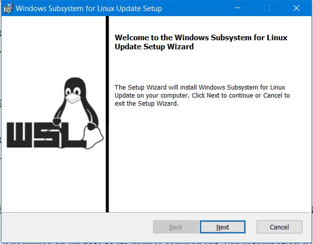 如何在Windows 10中启用WSL2 Ubuntu(二)